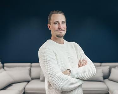 Jesse Bäck, Tiimivetäjä