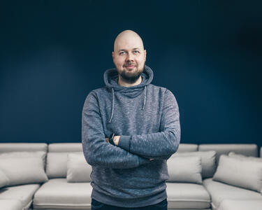 Jouni Sutinen, Digistrategi