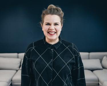 Jenna Ter Berg, Projektipäällikkö